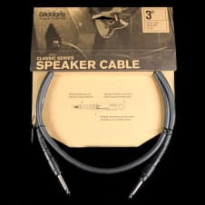 Planet Waves Classic Series Speaker Cable (3 Foot)