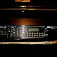 Roland MKS-80 Super Jupiter 80's black