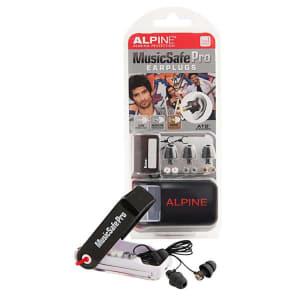Alpine MSPROBLK MusicSafe Pro Multi-Attenuator Earplugs