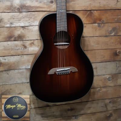Alvarez AP66SHB Artist series Parlor acoustic  shadow burst for sale