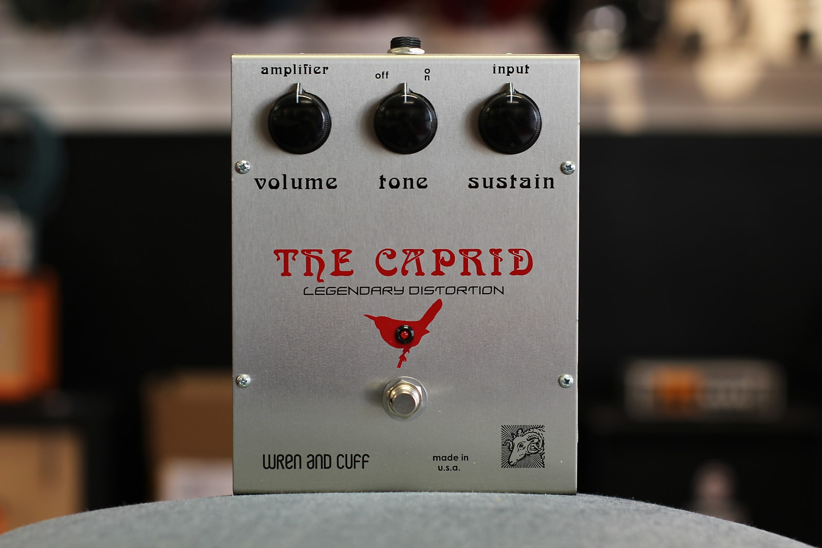 Wren and Cuff OG Caprid Fuzz