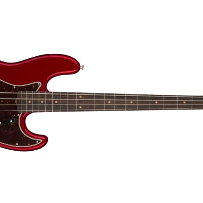 Fender American Original '60s Jazz Bass - Rosewood, Candy Apple Red for sale