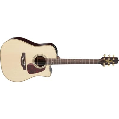 Takamine P5DC Pro Dreadnought Electro Acoustic for sale