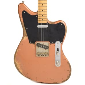 RebelRelic Rebel Master T Copper Metallic MN w/Rebel Vintage T-55 Pickups (Serial-62041) for sale