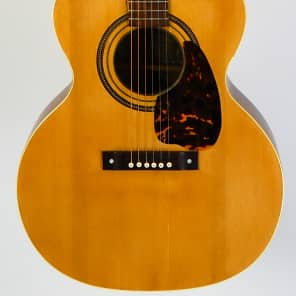 Washburn Tonk Bros. Acoustic w/ OCBC 1930-1940's Natural for sale