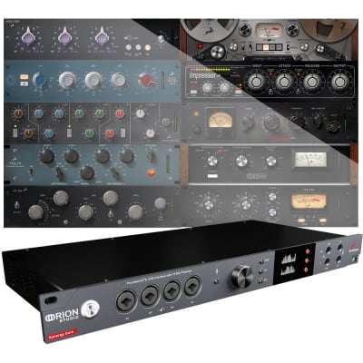 Antelope Audio Orion Studio Synergy Core Thunderbolt Audio Interface with Onboard DSP