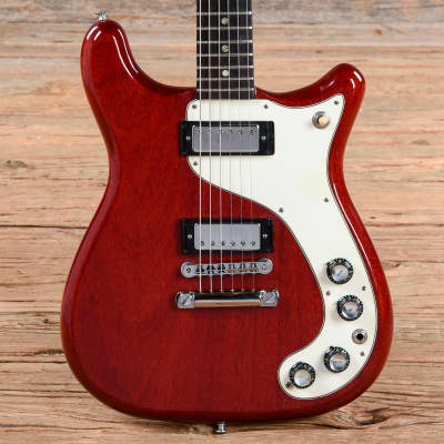 Epiphone Wilshire Cherry Mid 1960's for sale