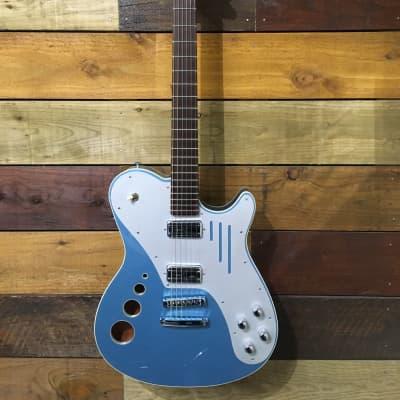 Manson MA-X Custom Build one off 2015 Pelhem Blue for sale