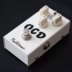 Fulltone OCD V1 Series 1 Obsessive Compulsive Drive Pedal