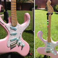 <p>Brian Eastwood Bent Marvel ! Pink</p>  for sale