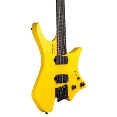 Strandberg Boden Metal Neck-Thru Yellow Pearl  Pre-sale for sale