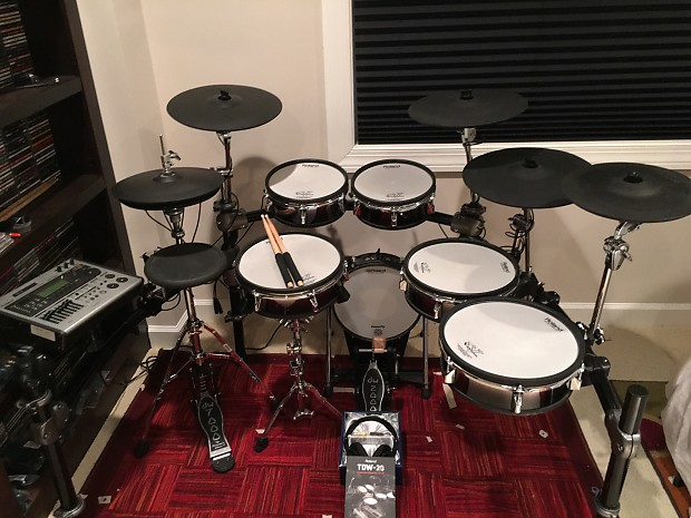 Roland V-Drums TDW-20 Electronic Drum Set