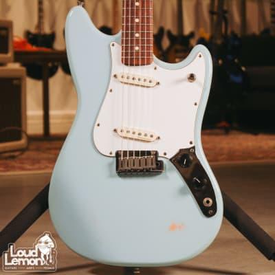 Rare! Fender Cyclone USA 2000 Daphne Blue for sale