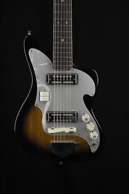 vintage zenon japanese electric guitar reverb. Black Bedroom Furniture Sets. Home Design Ideas