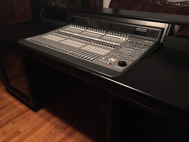 Digidesign C24 In Custom Kk Audio Desk