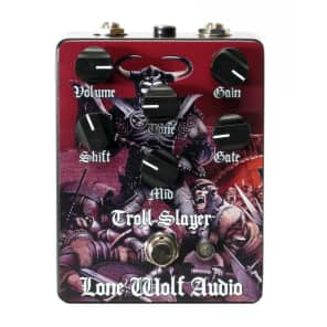 Lone Wolf Audio Trollslayer Overdrive