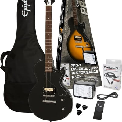 2018 Epiphone Pro-1 Pack in Ebony for sale