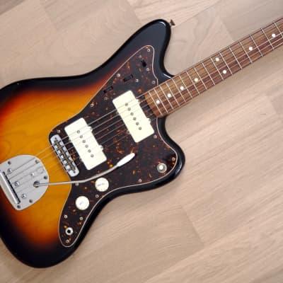 2004 Fender Jazzmaster '62 Vintage Reissue Offset Guitar Sunburst Japan CIJ for sale