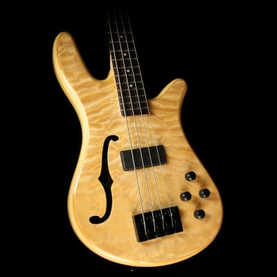 Spector SpectorCore 4 Electric Bass Guitar Natural for sale