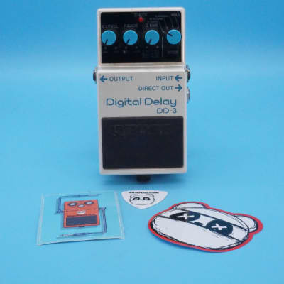 Boss DD-3 Digital Delay   Fast Shipping!