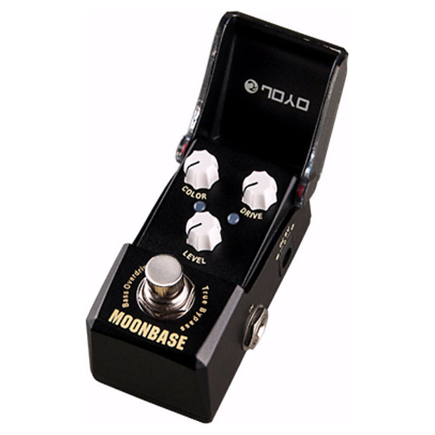 joyo jf 332 moonbase bass overdrive effect pedal geartree reverb. Black Bedroom Furniture Sets. Home Design Ideas