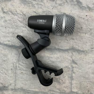Heimu HDM62 Drum Mic Microphone with Clip Mount