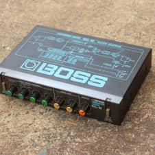 1980's Boss RCL-10 Compressor Limiter MIJ Japan Vintage Effects Rack