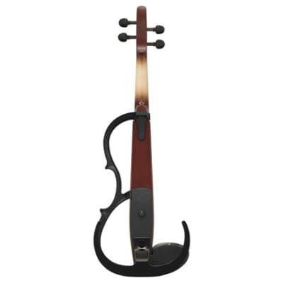 Yamaha YSV104 Silent Electric Violin (Black)