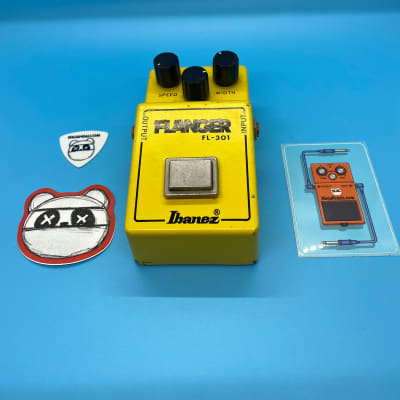 Ibanez FL-301 Flanger | Rare: 1980s Analog | Fast Shipping!