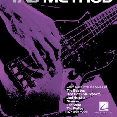 Bass Tab Method Book 1