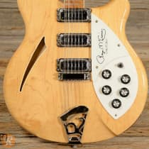Rickenbacker 370-12RM Roger McGuin Limited Edition 1989 Mapleglo image