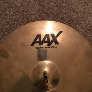 "Sabian 16"" AAX Studio Crash"
