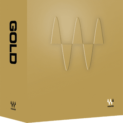 Waves Gold Mix and Master Bundle image
