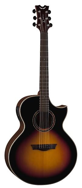 dean guitars natural series nsfc tsb 6 string acoustic reverb. Black Bedroom Furniture Sets. Home Design Ideas