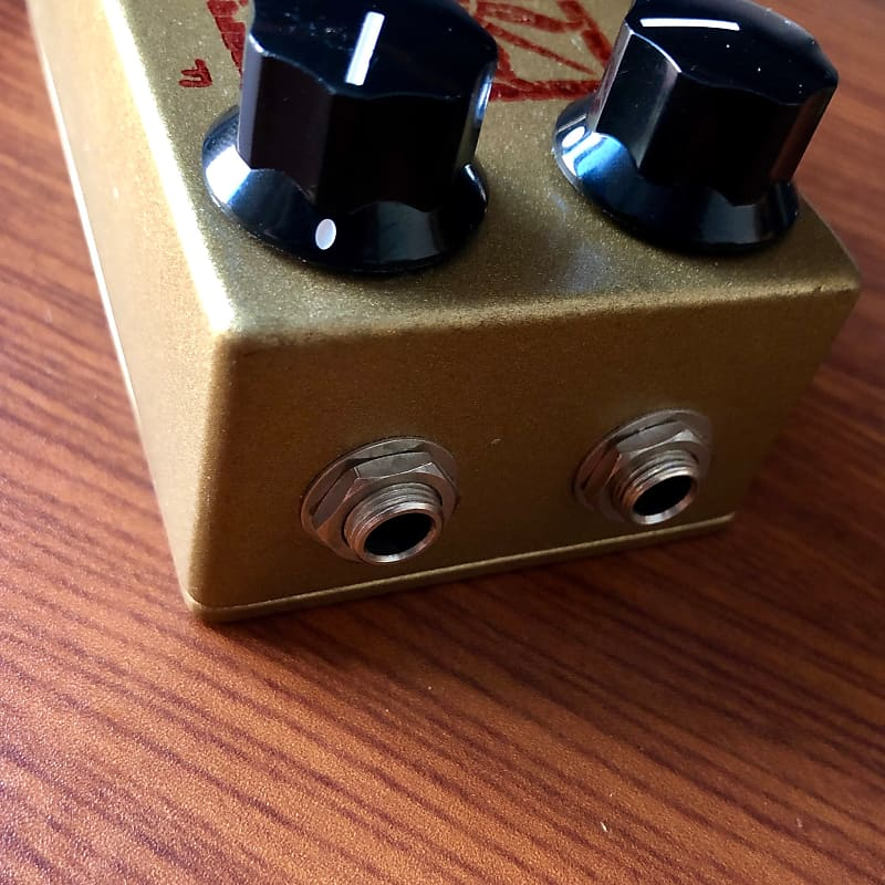 analogman sun face bc 183 silicon fuzz pedal top jacks reverb. Black Bedroom Furniture Sets. Home Design Ideas