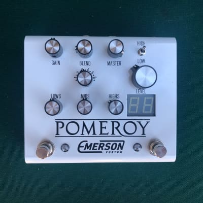Emerson Pomeroy Boost/Overdrive/Distortion for sale