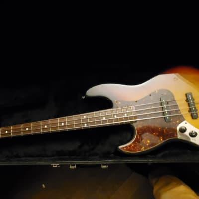 Fender Left Handed Jazz Bass 62RI