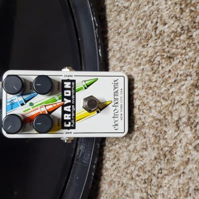 Electro-Harmonix Crayon Overdrive