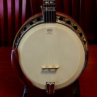 Paramount  Style C Five String Conversion Banjo Circa 1925 Walnut for sale