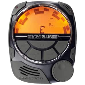 Peterson SP-1 StroboPlus HD Chromatic Strobe Tuner