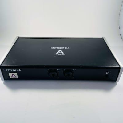Apogee Element 24 Thunderbolt Audio Interface *Sustainably Shipped*