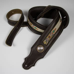 Franklin 11A-CH-N Southwest Padded Leather Strap