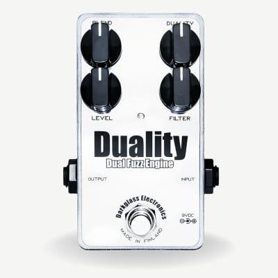 Darkglass Electronics Duality Dual Fuzz Engine *Free Shipping in the USA*