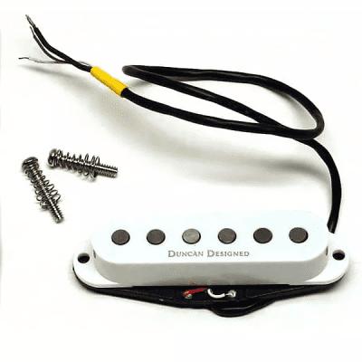 Fender 007-3714-000 SC101M Duncan Designed Stratocaster Middle Pickup=