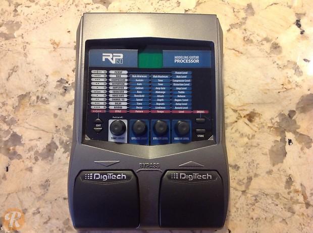 DIGITECH RP150 TREIBER WINDOWS XP