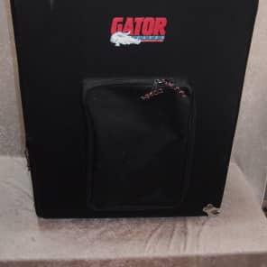 Gator G-212A Deluxe 2x12 Combo Amp Tilt Case w/ Wheels