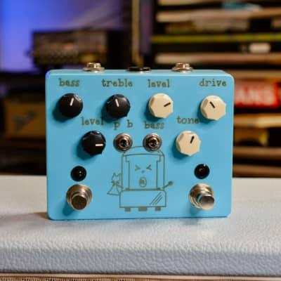Baby Honker Dual-Overdrive-Boost - Light Blue