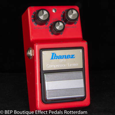 Ibanez CP-9 Compressor / Limiter 1982 Japan s/n 243876 as used by David Gilmour