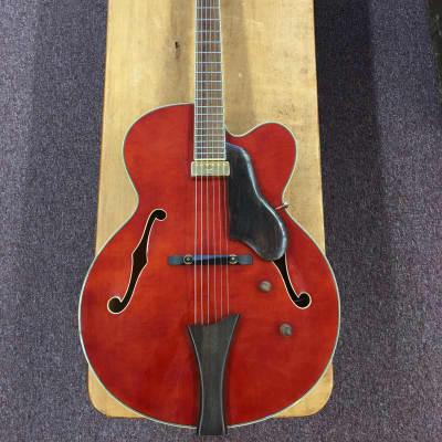 Used 2006 Hofner HI-J5F-CN Archtop Electric Guitar