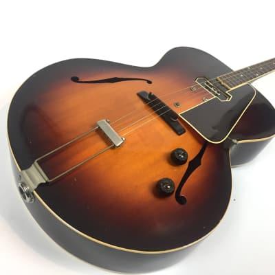 Gibson ETG-150 ES-150T Tenor 1937 Sunburst